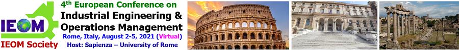 IEOM Rome 2021
